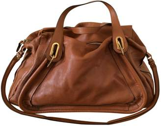 Chloé Paraty leather handbag