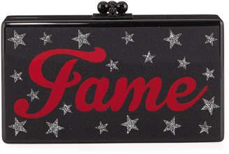 Edie Parker Fame Jean Acrylic Clutch Bag