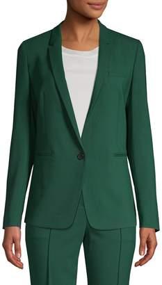 HUGO BOSS Janufa One-Button Stretch Jacket
