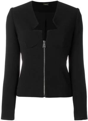 La Perla corset fitted jacket
