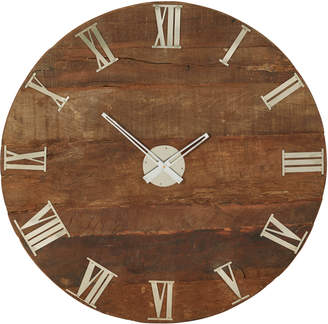 OKA Ardles Wooden Clock