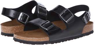 Birkenstock Milano - Leather Soft Footbed Sandals