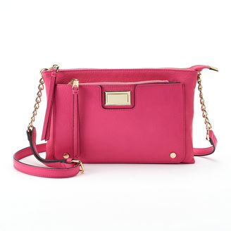 Juicy Couture 2-in-1 Crossbody Bag $59 thestylecure.com