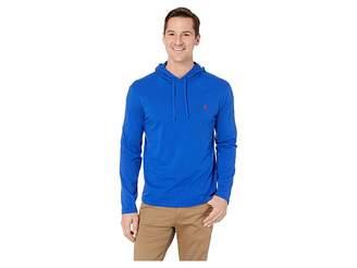 Polo Ralph Lauren 30/1 Jersey Long Sleeve Hooded T-Shirt