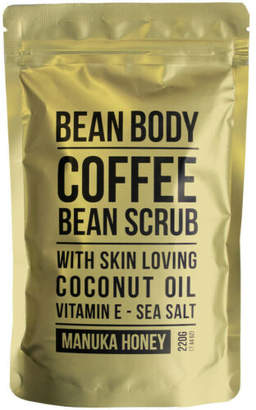 NEW Mr Bean Body Coffee & Manuka Honey Scrub