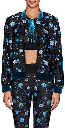 ULTRACOR Women's Botanica Floral Jacket - Black