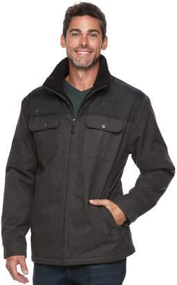 Free Country Big & Tall Shirt Jacket