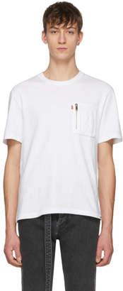 Christian Dada White Signature Flight T-Shirt