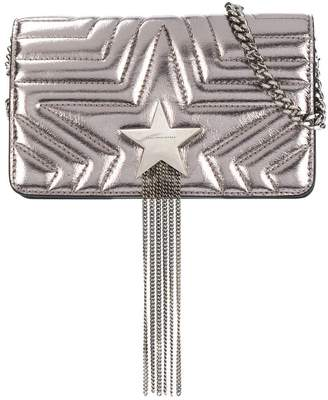 Stella McCartney Stella Star fringed bag