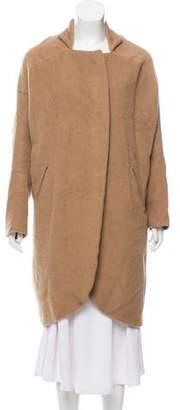 Zero Maria Cornejo Oversize Llama Coat