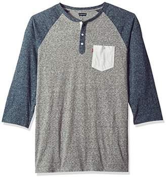 Levi's Men's Marble Henley T-Shirt