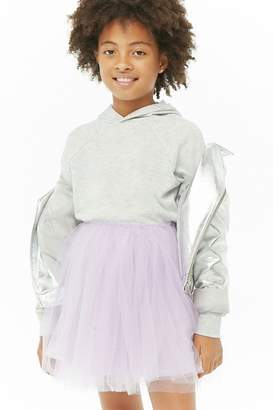 Forever 21 Girls Tulle Skirt (Kids)