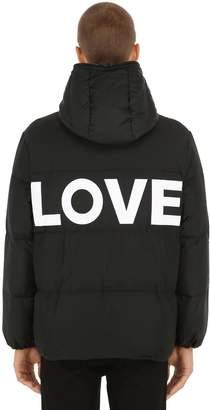 Duvetica Hamnett Oversized Love Down Jacket