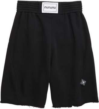 Nununu Boxing Sweat Shorts