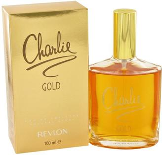 CHARLIE GOLD by Revlon Eau De Toilette Spray for Women (3.3 oz) $30 thestylecure.com