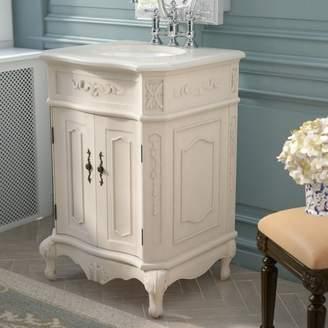 "Astoria Grand Ambudkar 24"" Single Bathroom Vanity Set Base"