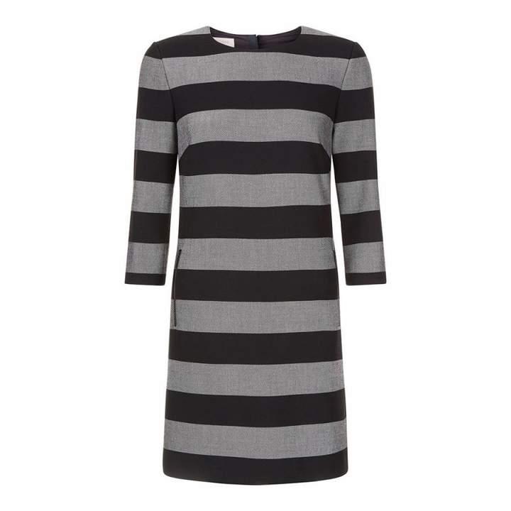 Black/Grey Gracie Dress