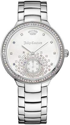 Juicy Couture Silver Catalina Watch
