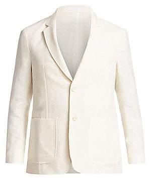 Saks Fifth Avenue Men's COLLECTION Linen Sportcoat