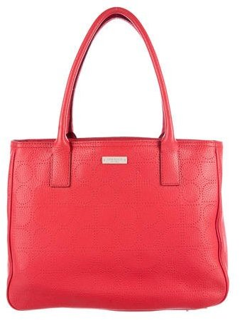 Kate Spade Kate Spade New York Perforated Leather Noel Tote