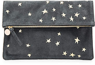 Clare Vivier Margot Supreme Foldover Clutch