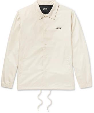 Stussy Cruize Logo-Print Shell Jacket