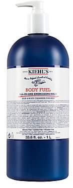 Kiehl's Body Fuel All-In-One Energizing Wash For Hair & Body