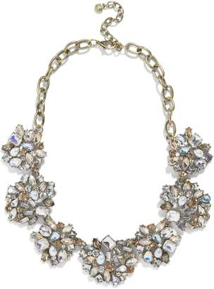 BaubleBar Station Cluster Holiday Necklace