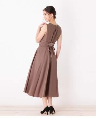 Grove (グローブ) - グローブ ウエストツイストデザインドレス