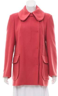Sonia Rykiel Wool Short Coat