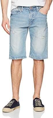 Off-White CORTEFIEL Men's Shorts - Blue