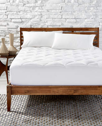 Hotel Collection Primaloft Silver Series Quilted Queen Mattress Pad, Created for Macy's