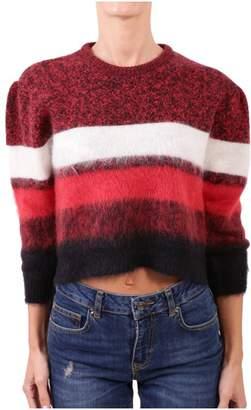 N°21 N.21 Mohair Blend Sweater