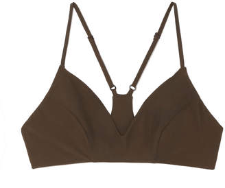Dos Gardenias Wild Honey Bikini Top