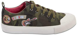 Joe Fresh Kid Girls Camo Sneakers