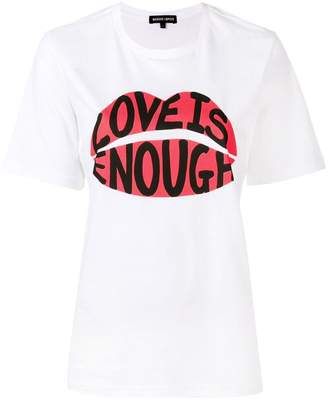 Markus Lupfer Alex Love Is Enough T-shirt