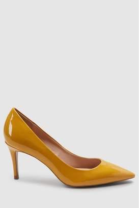 6d66d90e9d0 Yellow Mid Heel Shoes - ShopStyle UK