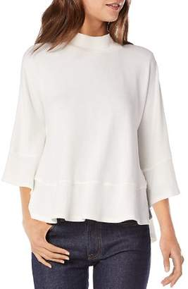 Michael Stars Mock-Neck Swing Top
