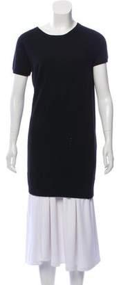 Rag & Bone Cashmere Lightweight Short Sleeve Top