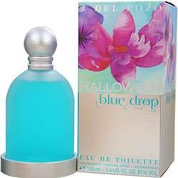 Jesus del Pozo Halloween Blue Drop by Eau De Toilette Spray 100 ml for Women