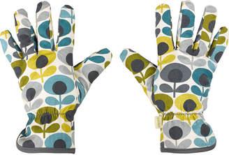 Orla Kiely Potting Gloves - Multi Flower Oval Print