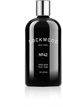 Lockwood New York Women's No 42: Mint Sage Body Wash 473ml