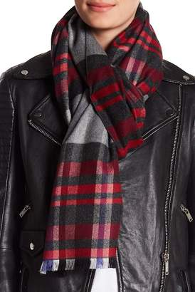 Chelsey Imports Plaid Wrap Scarf