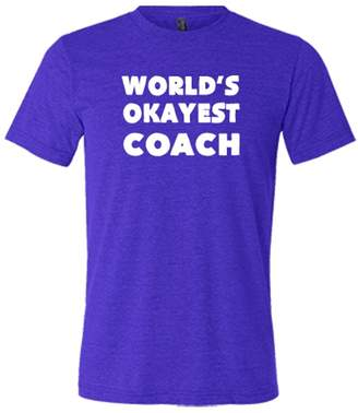 Coach Constantly Varied Gear Constantly Varied Men's World's Okayest T-Shirt XL