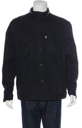 Levi's Hooded Field Jacket