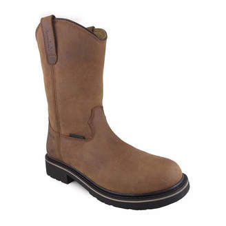 SMOKY MOUNTAIN Smoky Mountain Kid's Scottsdale Leather Waterproof Boot