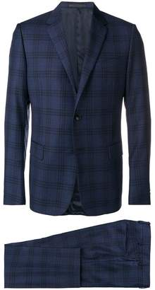 Valentino two piece check suit