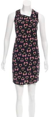 Rachel Comey Printed Sleeveless Dress