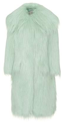 Miu Miu Faux-fur coat