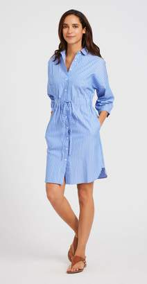 J.Mclaughlin Emerson Shirt Dress in Stripe